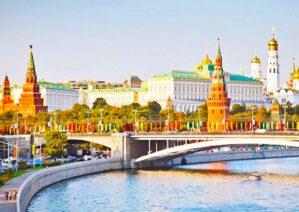 آشنایی با مکان های گردشگری کشور روسیه