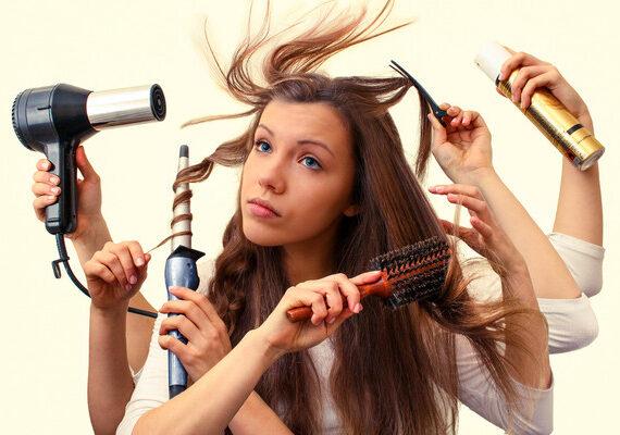 آشنایی با روش های حالت دادن موی فرفری