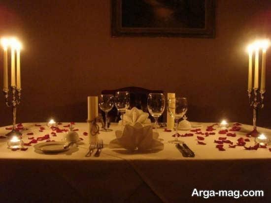 تزیین شمع برای تولد