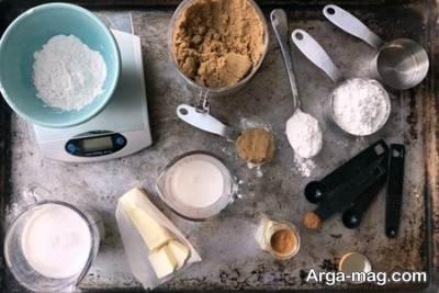 اندازه گیری در آشپزی