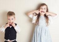 علت بی احترامی کودک