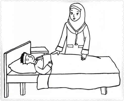 نقاشی جالب دکتر