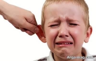 نحوه رفتار با کودک حرف گوش نکن از طریق هشدار دادن