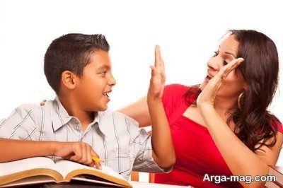 راه های تحسین کودک