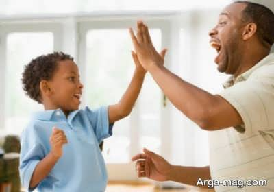 تشویق و تحسین کودک