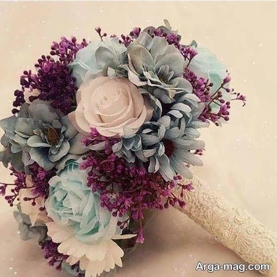 مدلهای شیکی از گل عروس اروپایی