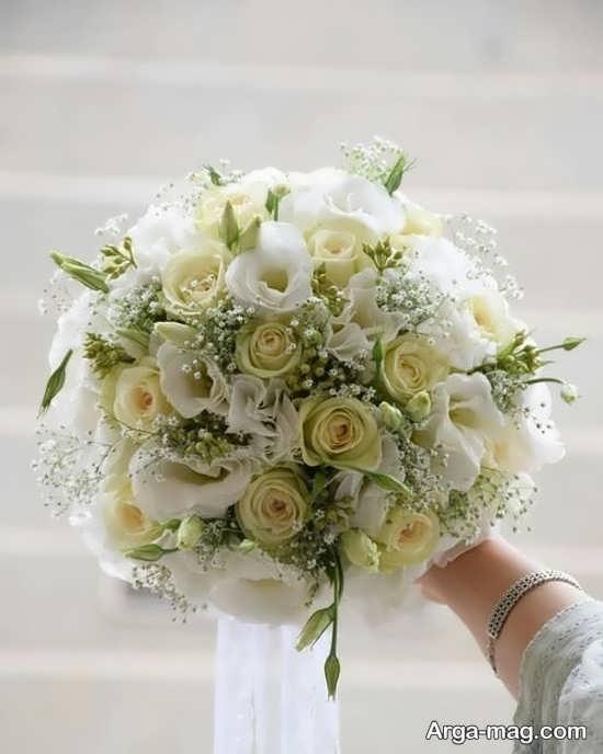 جذاب ترین مدلهای گل عروس اروپایی