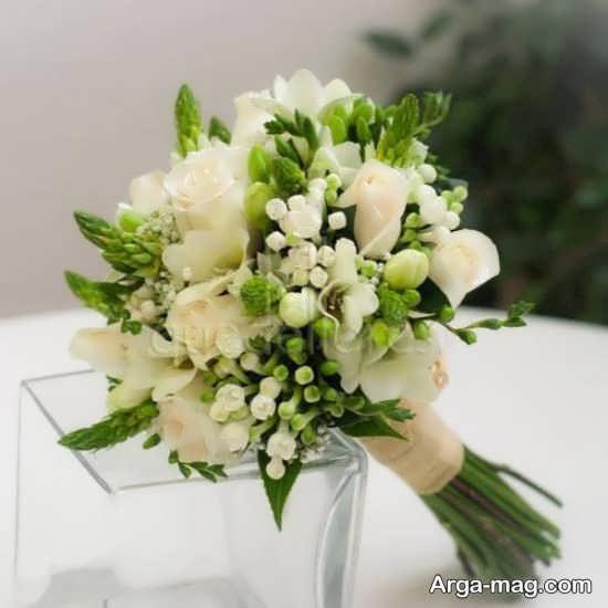 تصاویری از مدل گل عروس اروپایی