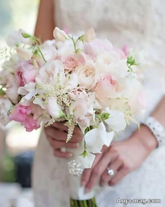 مدل گل عروس اروپایی+تصاویر