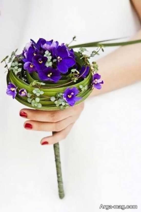 مدل گل عروس اروپایی با طراحی بی نظیر