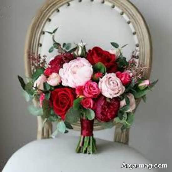 مدل گل عروس اروپایی با طراحی لاکچری
