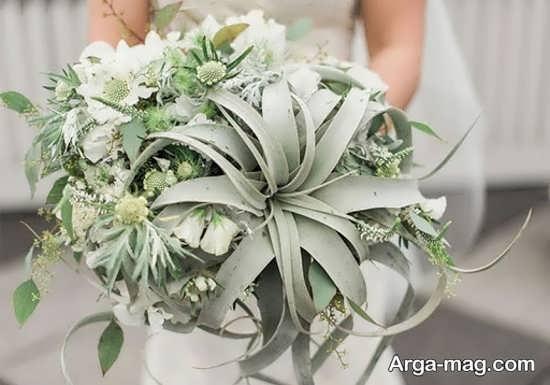 مدل گل عروس اروپایی با طراحی متفاوت