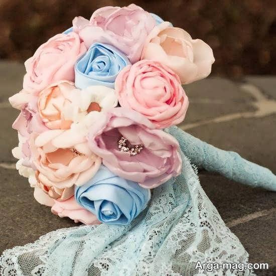 مدل گل عروس اروپایی با طراحی خاص