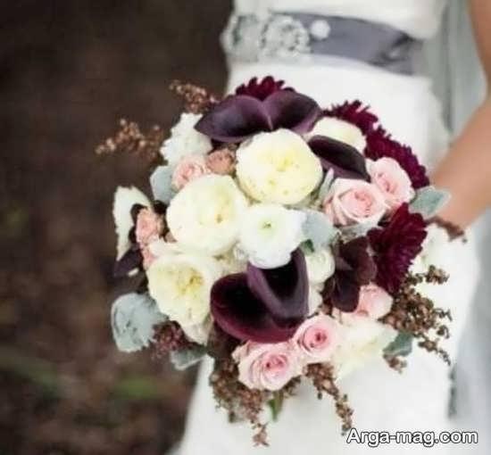 مدل گل عروس اروپایی و جدید