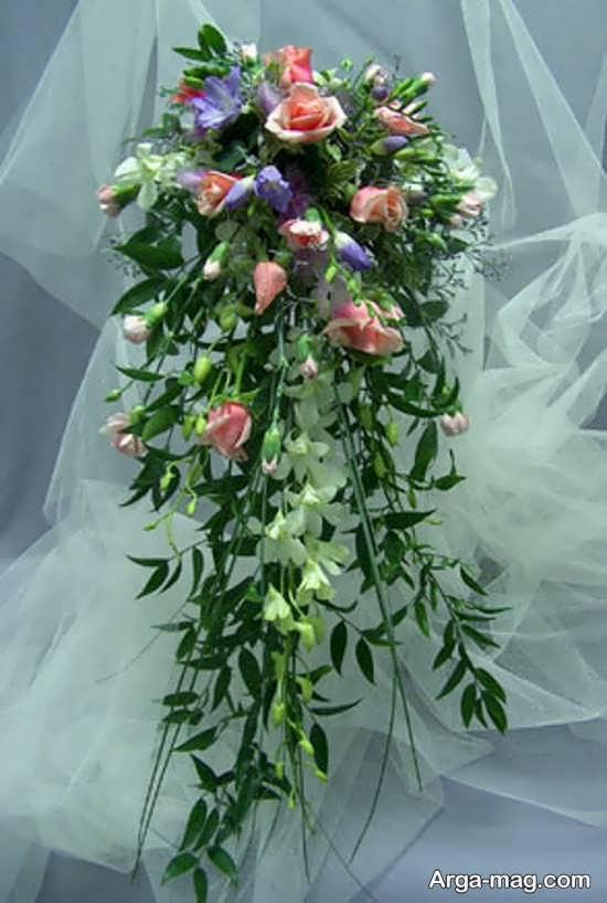 مدل دسته گل عروس اروپایی