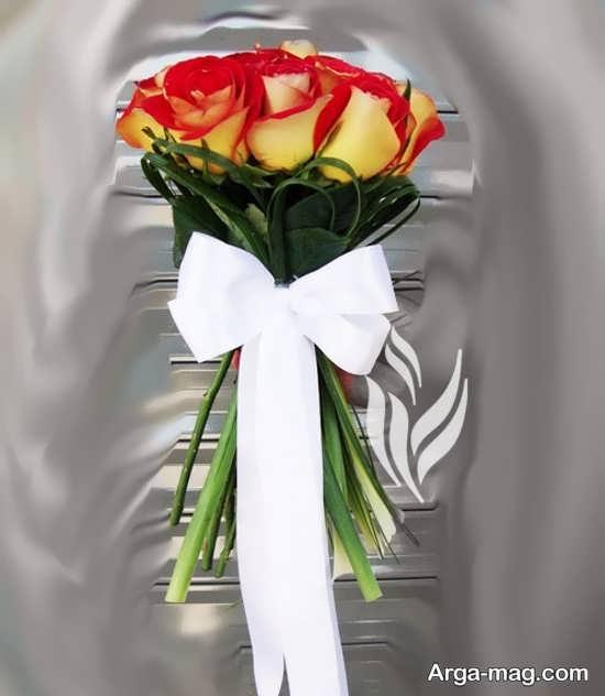 مدل خاص گل عروس اروپایی