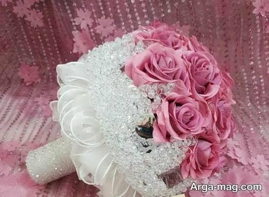 مدل شیک گل عروس اروپایی