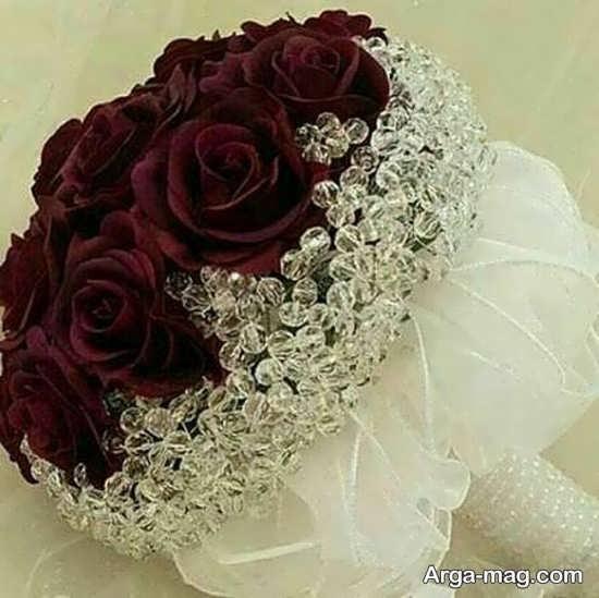 مدل زیبای گل عروس اروپایی