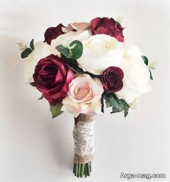 دسته گل عروسی و اروپایی