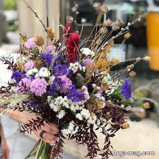 قشنگ ترین مدلهای گل عروس اروپایی