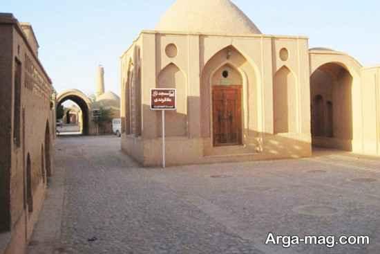 بناهای تاریخی فهرج
