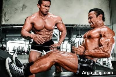 نکاتی درباره عضله سازی سریع