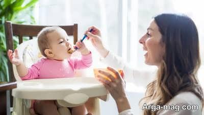 نکاتی که در تغذیه کودک دو ساله باید در نظر داشته باشید