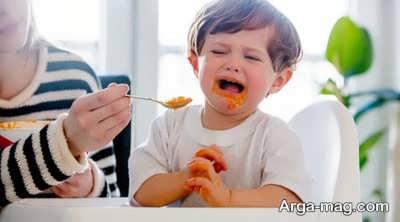 تغییر خلق و خوی غذایی کودکان در بعد از دوسالگی