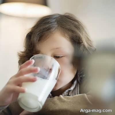 تاثیر کلسیم بر رشد استخوان های کودک دو ساله