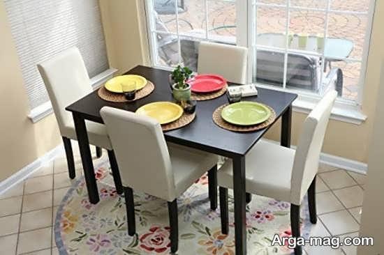 میز ناهارخوری جدید 4 نفره