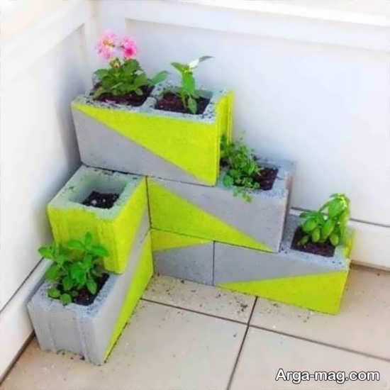 جدیدترین ایده طراحی دیوار سبز