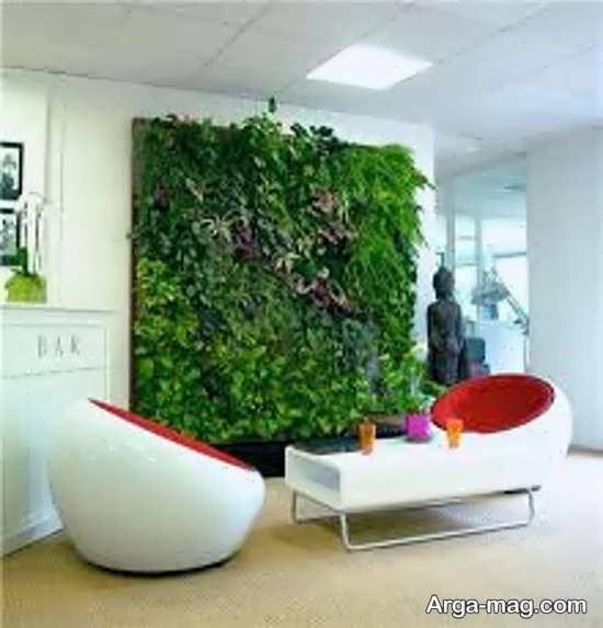 ایده دیوار سبز