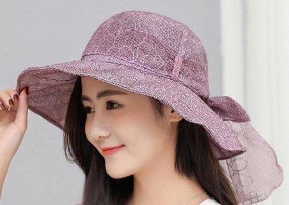 آشنایی با انواع مدل کلاه تابستانی دخترانه