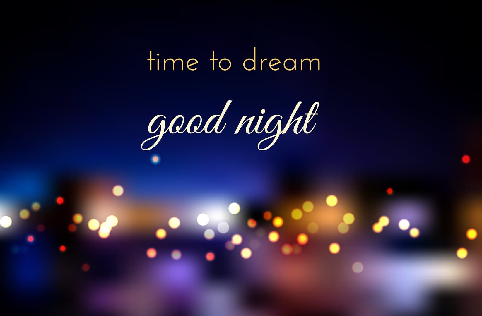 شعر شب بخیر