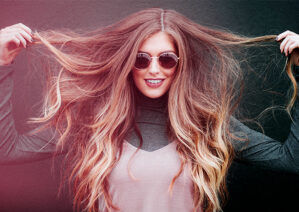 آرایش مو بدون سشوار