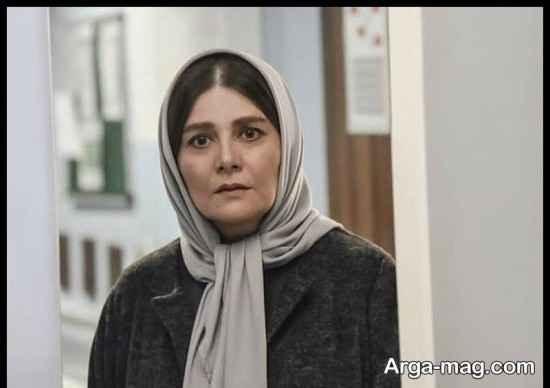 """عکس های هنگامه قاضیانی بازیگر مجموعه """"همگناه"""""""