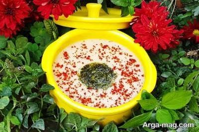 سوپ یایلا و روشی برای تهیه آن