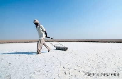 کویر نمکی هند چگونه مکانی است؟
