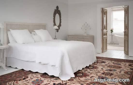 مدلی از دیزاین اتاق خواب