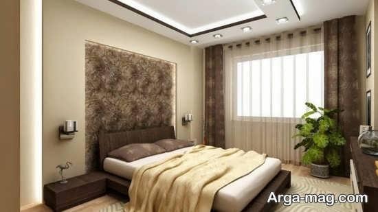 دیزاین جذاب اتاق خواب