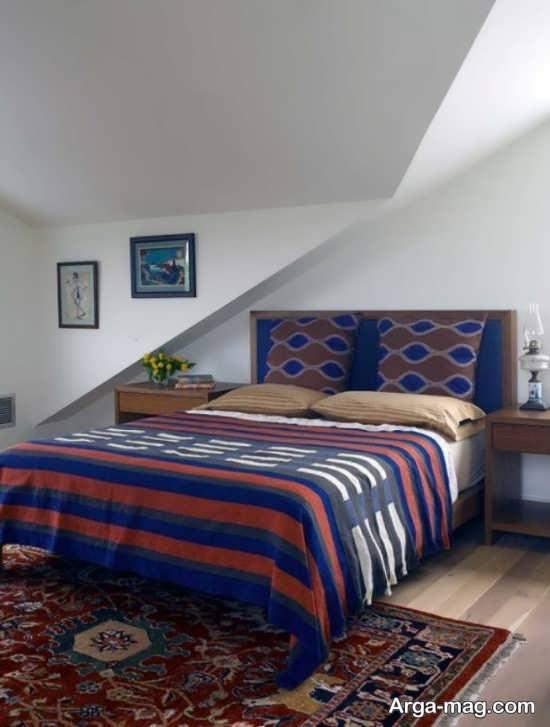 دکوراسیون اتاق خواب با طرح سنتی