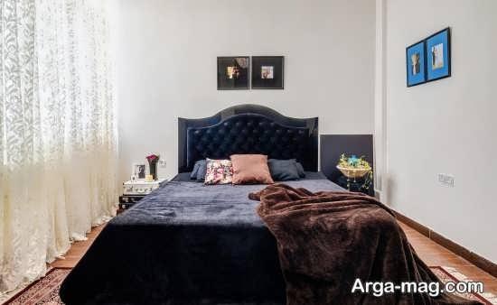 چیدمان اتاق خواب ایرانی