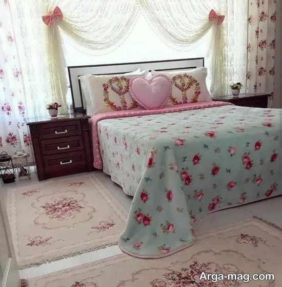 زیباترین دکوراسیون اتاق خواب