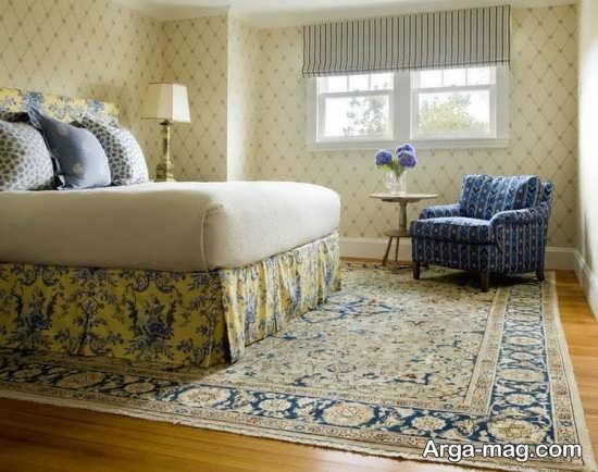 دکوراسیونی متفاوت برای اتاق خواب