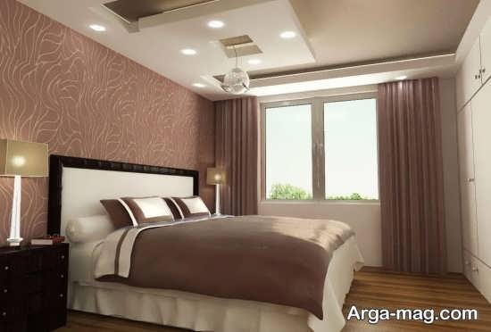 اتاق خواب ایرانی با طراحی مدرن