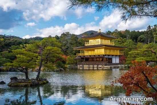 جاذبه فرهنگی کیوتو
