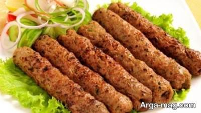 دستور تهیه کباب کاکوری در خانه