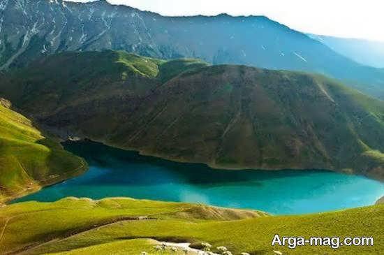 آشنایی با دریاچه های تار و هویر زیبا و متفاوت