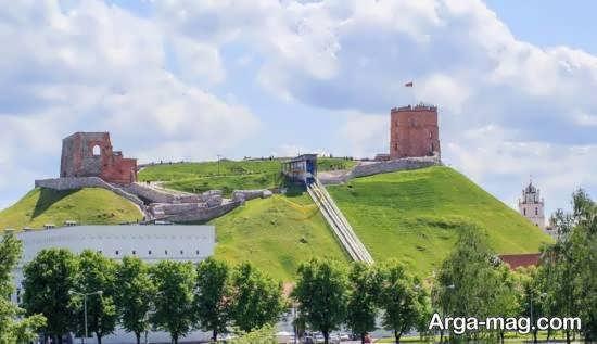 مجموعه ای از دیدنی های کشور لیتوانی و شهرهای تاریخی اش