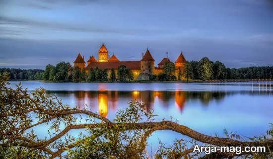 آشنایی با دیدنی های لیتوانی یکی از نگین های اروپایی